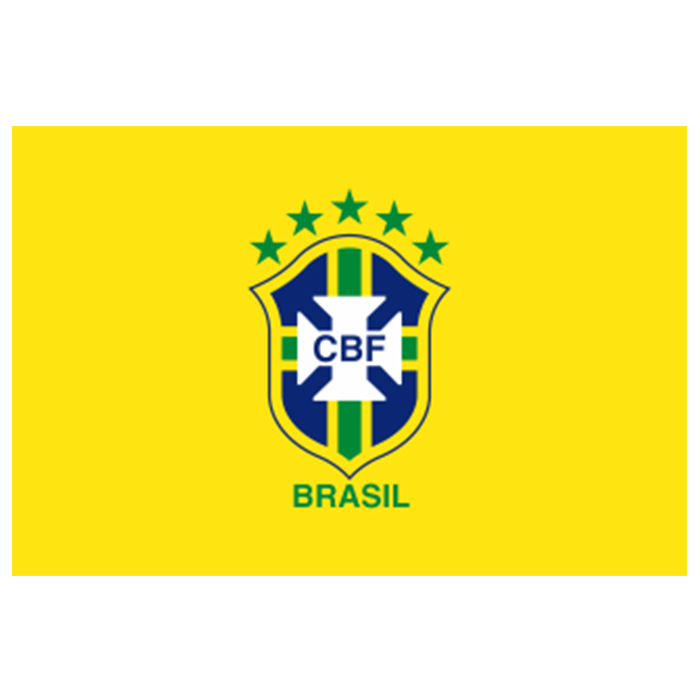 BRAZIL FOOTBALL CLUB FLAG