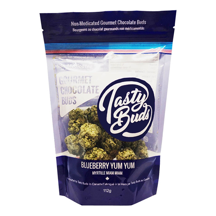Tasty Buds Bluberry Chocolate Cookies 112 Gm