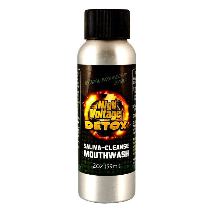 HIGH VOLTAGE SALIVA CLEANSE  MOUTH WASH 2OZ
