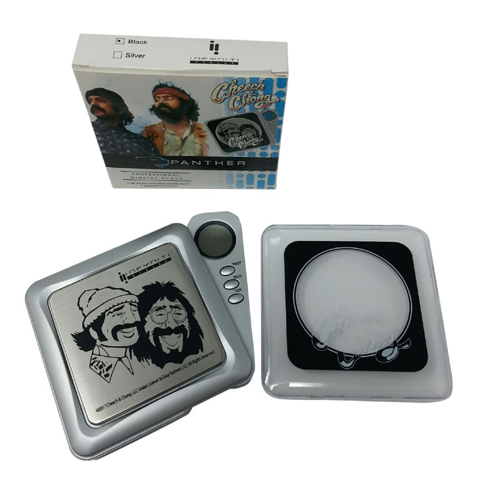CHEECH And CHONG DOUBLE DIGIT SCALE SILVER